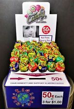 5 New Vending Route Display Honor Boxes Sells Candy Amp Lollipops Donation Charity