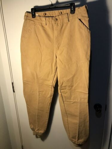 Vintage Orvis Men's Sz 36 Field Marsh Hunting Pant