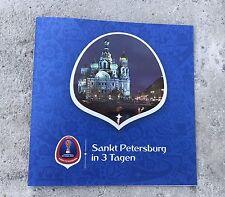 Programme City Guide Sankt Petersburg Confed Cup 2017 Russia Deutsch
