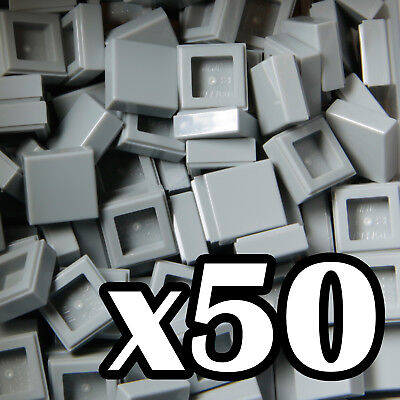 Lego Light Bluish Grey Round Tile 1x1 10 pieces NEW!!!
