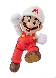 Bandai-Tamashii-Nations-S-H-Figuarts-Fire-Mario-034-Super-Mario-034-Action-Figure