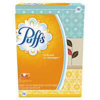 Puffs Facial Tissue 2-ply 8.2 X 8.4 180/box 3 Box/pack 87615pk on sale