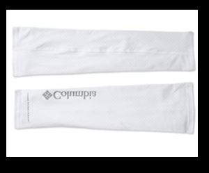 NEW Columbia Men Freezer Zero Arm Sleeves