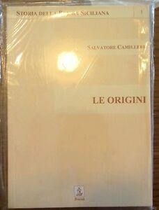 Storia della Poesia Siciliana - Le origini - Salvatore Camilleri