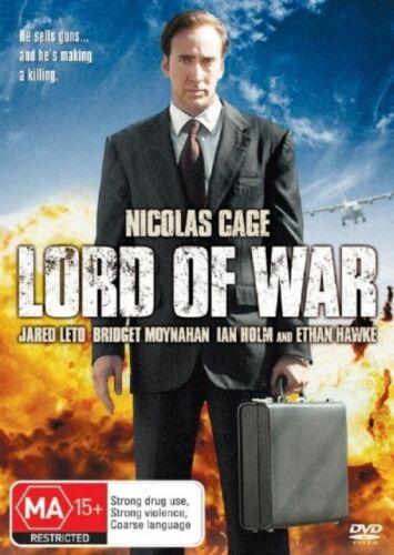 1 of 1 - Lord of War (DVD, 2008) R4 PAL NEW FREE POST