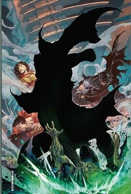 Justice League #28 Cover A YOTV The Offer  7//17//19 NM