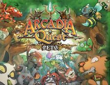 CMON Spaghetti Western Games Arcadia Quest Pets new in Shrink-wrap