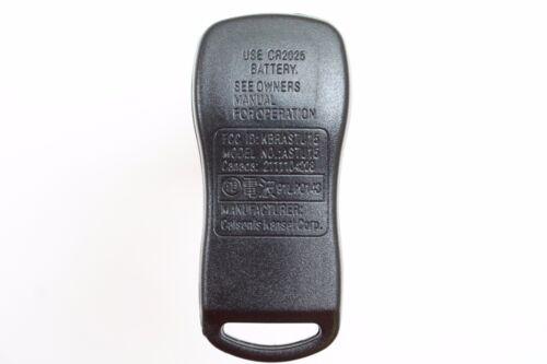 NEW Keyless Entry Key Fob Remote For a 2005 Nissan Titan 3BTN Free Programming