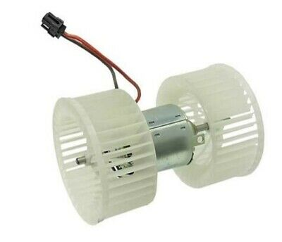ACM A//C Air Condition Heater HVAC Blower Motor Assembly w// Fan Cages new for BMW