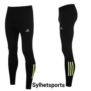 Veritable-Adidas-Questar-Men-039-s-Running-Fitness-Yoga-Long-Collants-Taille-M-W28-30-034