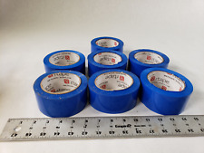 Lot Of 7 Rtape Blue Application Tape High Tack Sign Vinyl Transfer Decals