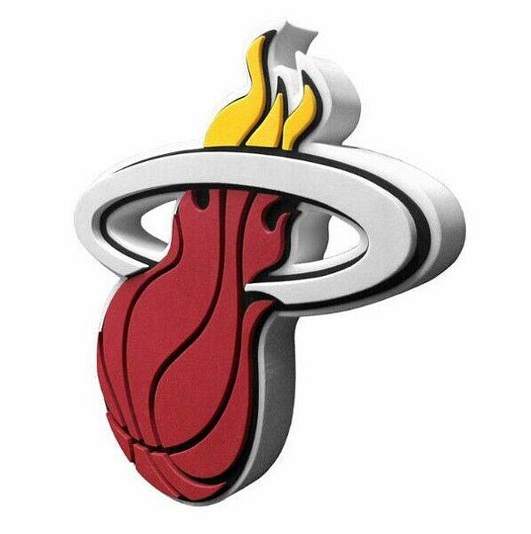 Miami Heat 3D Fan Foam Logo Sign Picture, NBA Basketball,Relief wall-logo,38