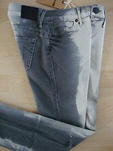 Midrise Chrissy True Skinny Jeans etichetta 26 taglia donna Nuovo Super Religion con IFRwwqTn7