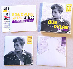 BOB-DYLAN-I-WAS-YOUNG-WHEN-I-LEFT-HOME-INFLUENCE-COLLECTION-VOL-2