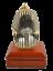 thumbnail 5 - **Rare** King Tut (Tutankhamun) Mask Statue Replica, Ancient Egyptian Statues