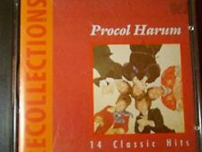 Procol Harum Recollections-14 classic hits [CD]