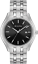 Bulova-Men-039-s-96B265-Quartz-Black-Dial-Silver-Tone-Bracelet-41mm-Watch thumbnail 1