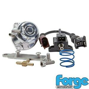 Details about Silver Forge Recirc Diverter Valve for Golf mk7 GTI R 2 0 TSI  IHI IS20 IS38 MQB