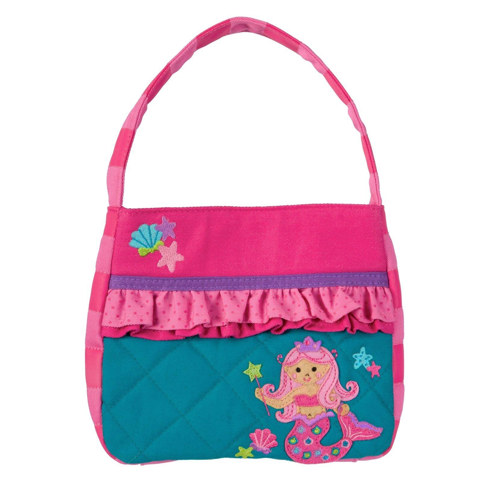 Cute Cat Girls Purse handbag Children Kid Cross-body shoulder bag Christmas O8K8