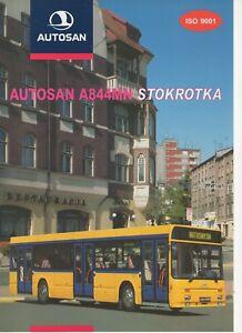 Autosan-A844MN-Stokrotka-bus-made-in-Poland-2001-Prospekt-Brochure