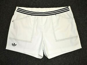 ADIDAS-RETRO-TENNIS-SHORTS-OLDSCHOOL-VINTAGE-THE-BUSINESS-70s-80s-size-D52-LARGE