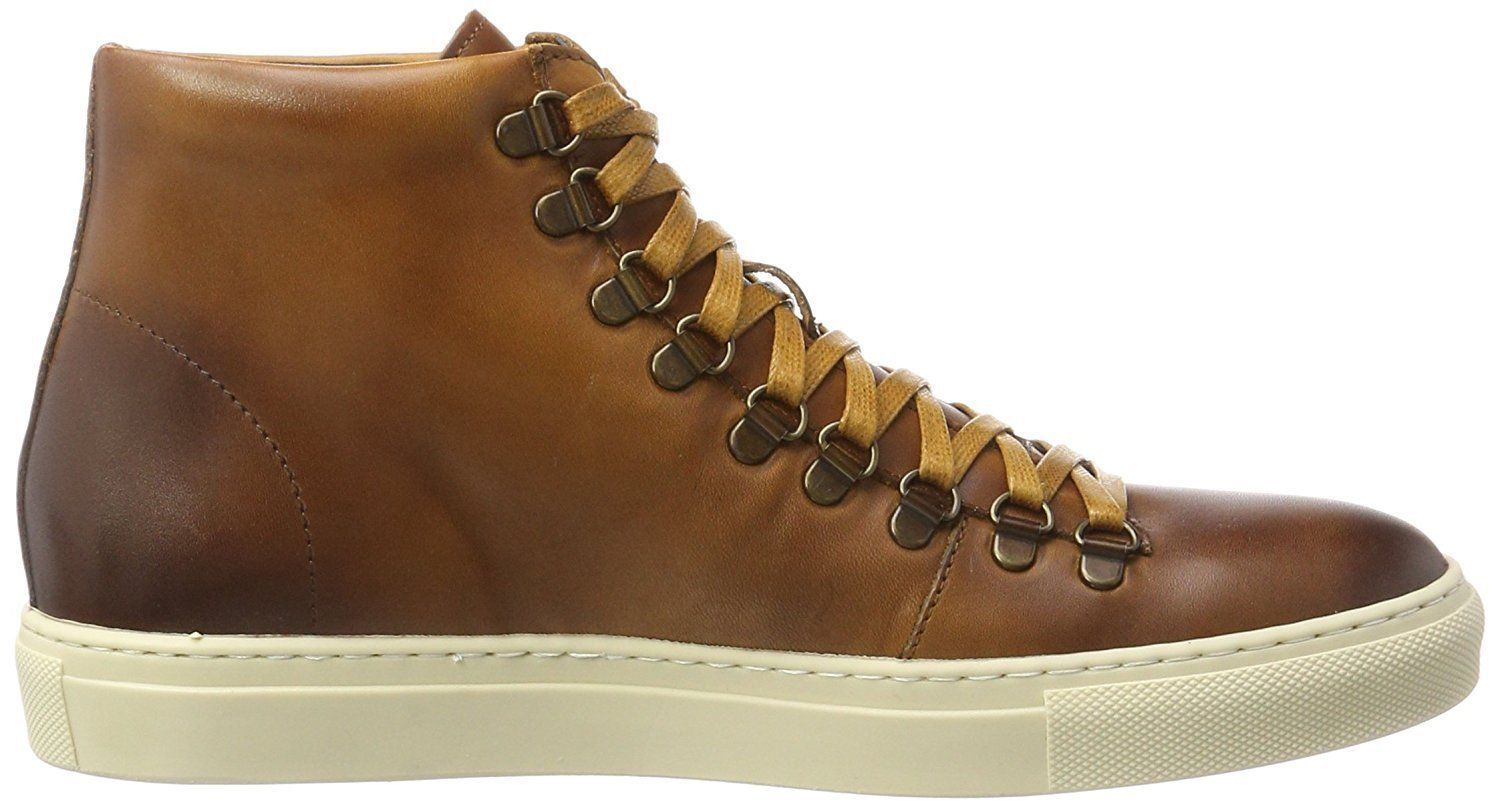 Kenneth Cole Design 10775 Cognac Homme Hi Top paniers KMF7LE071