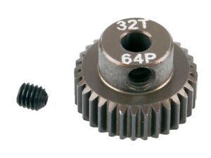 Arrowmax-Pinon-Motor-7075-Duro-32-Dientes-Modul64
