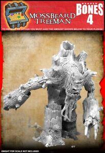Mossbeard-Treeman-Miniature-Reaper-Bones-4-Kickstarter-Expansion-D-amp-D-Mini-039-s-NEW