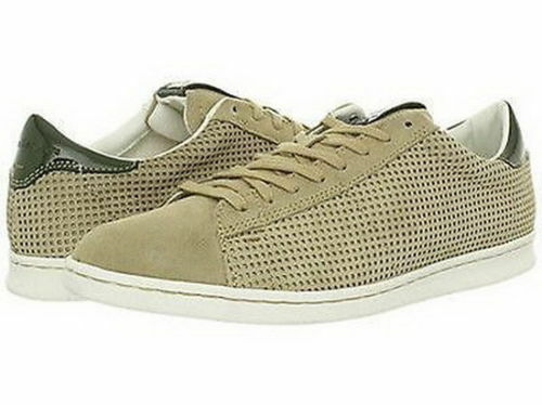 New Calvin Jeans Hart Men's Suede/Leather Fashion Sneakers Shoes
