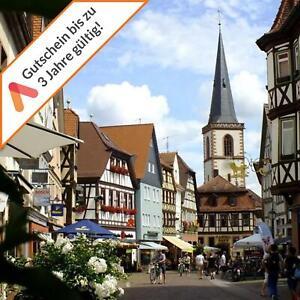 Kurzurlaub-Spessart-Lohr-am-Main-4-Tage-fuer-2-Personen-im-Best-Western-Hotel
