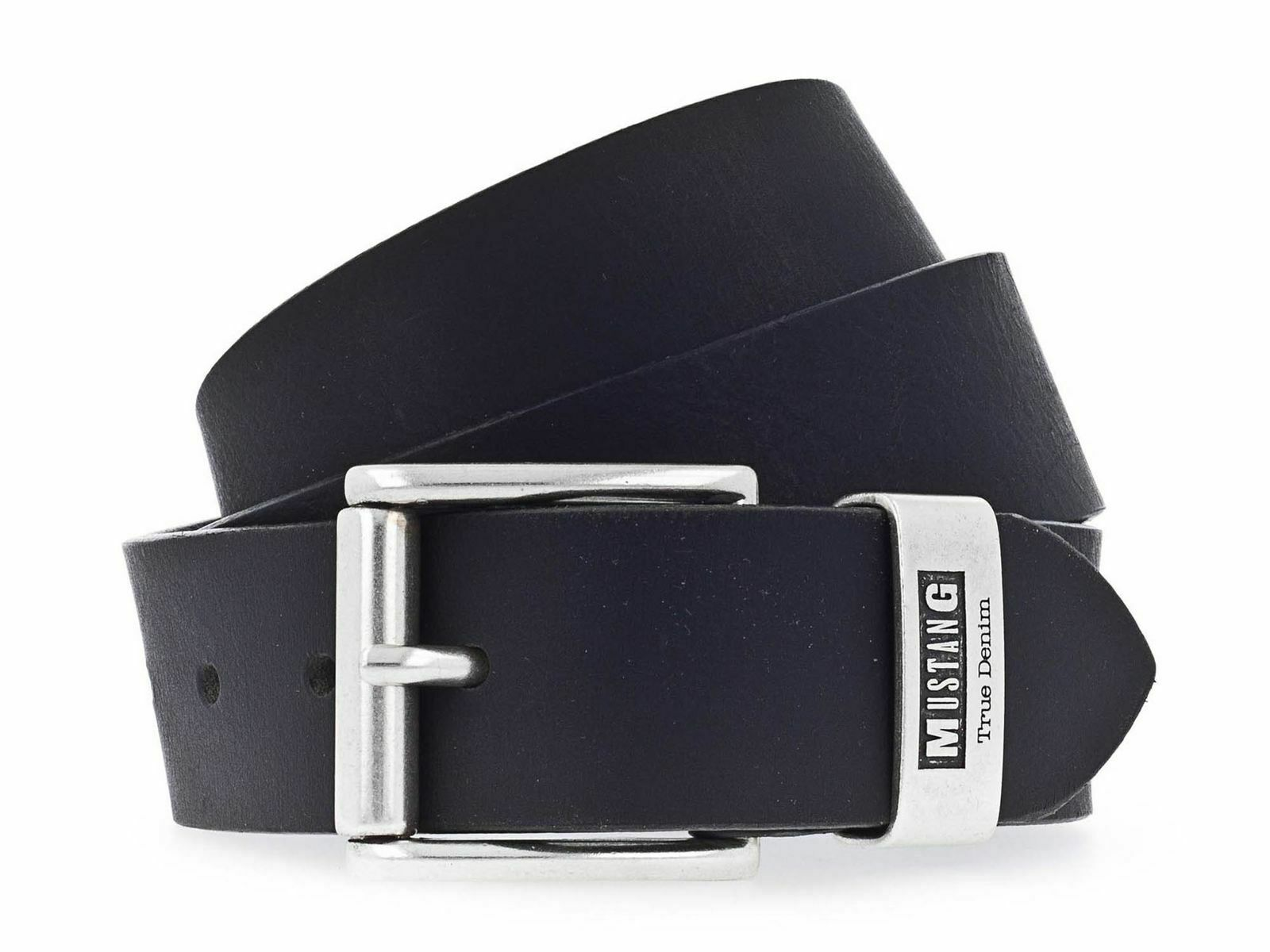 MUSTANG Belt 4.0 W115 Gürtel Accessoire Black Schwarz Neu