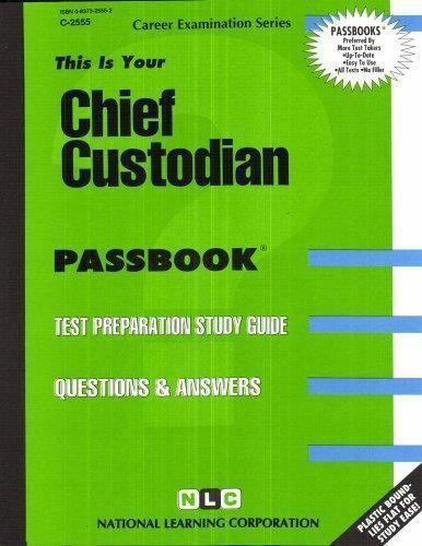 National Learning Corporation-Chief Custodian BOOK NEW