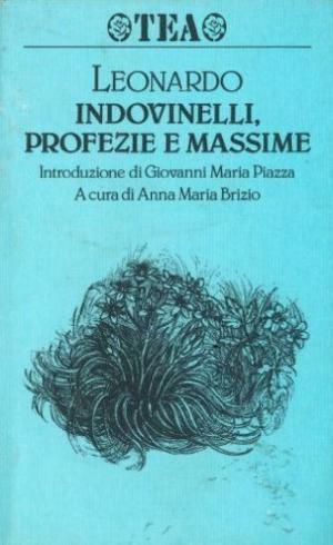 Indovinelli, profezie e massime - Leonardo da Vinci (Editori Associati) [1993]