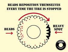 STAINLESS STEEL   Tire balancer beads - balancing beads GUARANTEED!  48oz