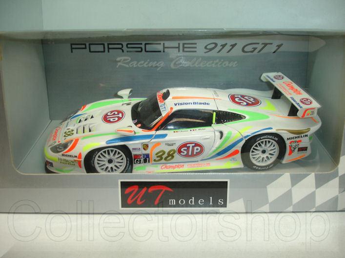 UT Models   Porsche 911 GT1 Le Mans 1996 Stuck Boutsen Wollek