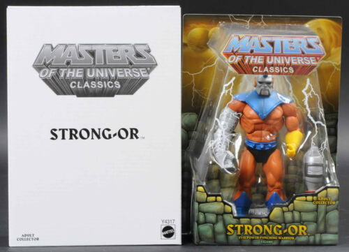 2013 Strong-Or MOTU MOTUC Masters of the Universe Classics MOC