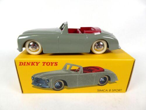 Dinky Toys DeAgostini DIECAST MODEL CAR 24S Simca 8 Sport