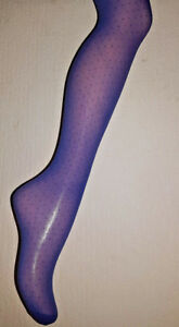 """5 pair pack Ladies Black//NearlyBlack//Brazil//Navy Tights Large 42/""""48/"""" One size"""