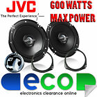AUDI A4 Avant 95 - 14 JVC 17cm 6.3 4 Inch 600 Watts 2 Way Rear Door Car Speakers