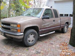 1997 Chevrolet Silverado 1500 Z71