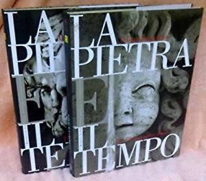 2-VOL-LA-PIETRA-E-IL-TEMPO-LIBRO-LIBRO-DEL-RESTAURO-BASILICA-S-PIETRO-VHS-NUOVO
