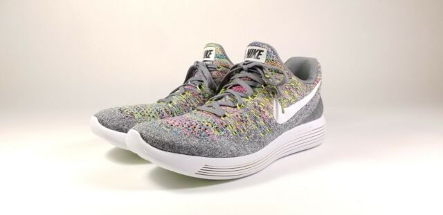 outlet store 584ab afed2 Nike Men's Lunarepic Low Flyknit 2 Running Shoe Sz 8