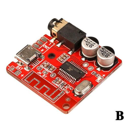 Details about  /Bluetooth 5.0 Audio Connector Stereo Music 3.5mm Decoder Board Module VHM-314
