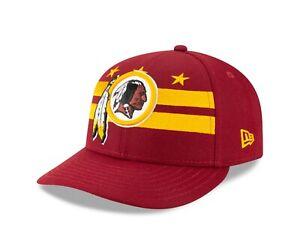 promo code cdbc9 322da Image is loading Washington-Redskins-New-Era-2019-NFL-Draft-On-