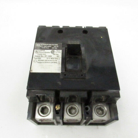 SQUARE D Q2L3200 Circuit Breaker 200 Amp
