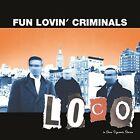 Fun Lovin' Criminals LOCO MOV Limited Numbered Orange Vinyl 2lp