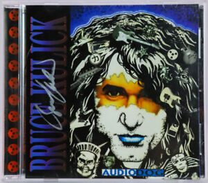 CD - BRUCE KULICK - AUDIO DOG - AUTOGRAPHED BY BRUCE - USA 2001 - KISS - C602606