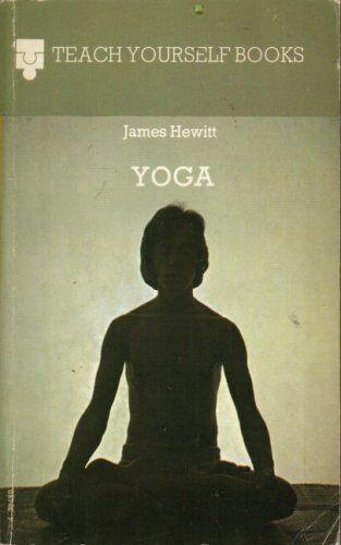 Yoga (Teach Yourself),James Hewitt