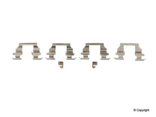 OPparts 61251045 Disc Brake Hardware Kit