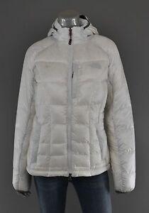 Femmes North Face Blanc à Capuche Elysium 700 Veste Doudoune M NEUF ... 62ec57373a6